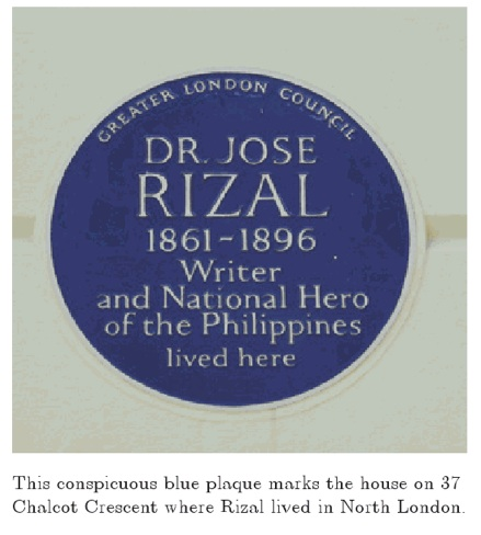 what is summary in rizal in london To the young women of malolos: summary and analysis jose rizal's legacy to filipino women is embodied in his  rizal penned this writing when he was in london, .