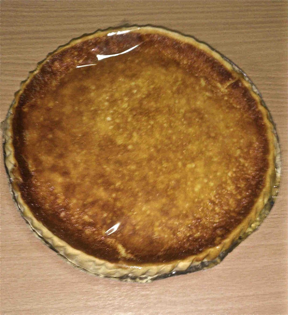 egg pie