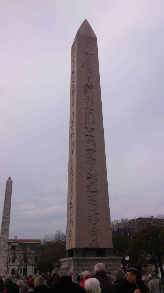 1. obelisk