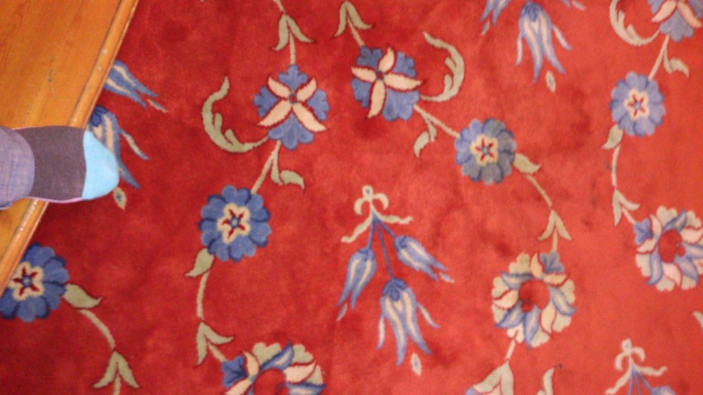 5. carpet