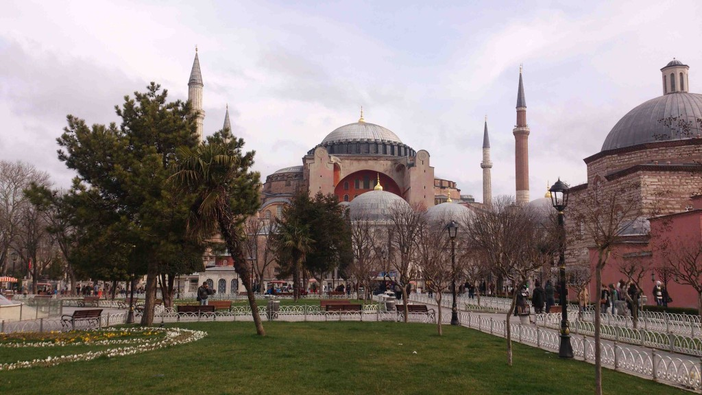 5. hagia sophia