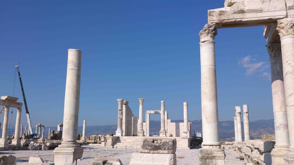 6. laodicea