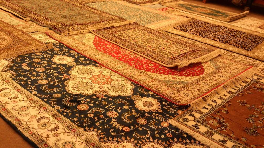 7. carpets