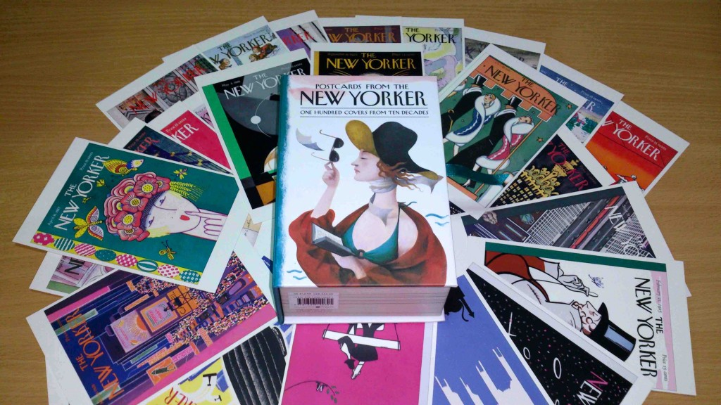 nyorker postcards