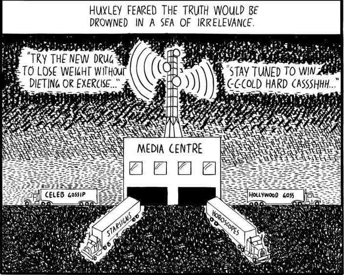 a comparison of a brave new world by aldous huxley and 1984 by george orwell Although many similarities exist between aldous huxley's a brave new world and george orwell's 1984, the works books though they deal with similar topics, are.