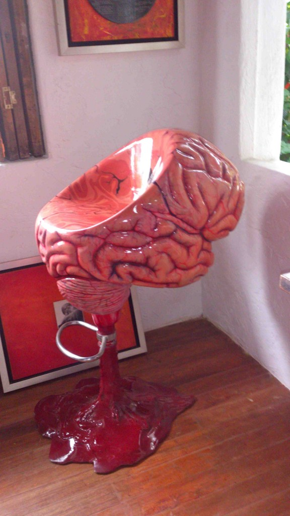 brain chair
