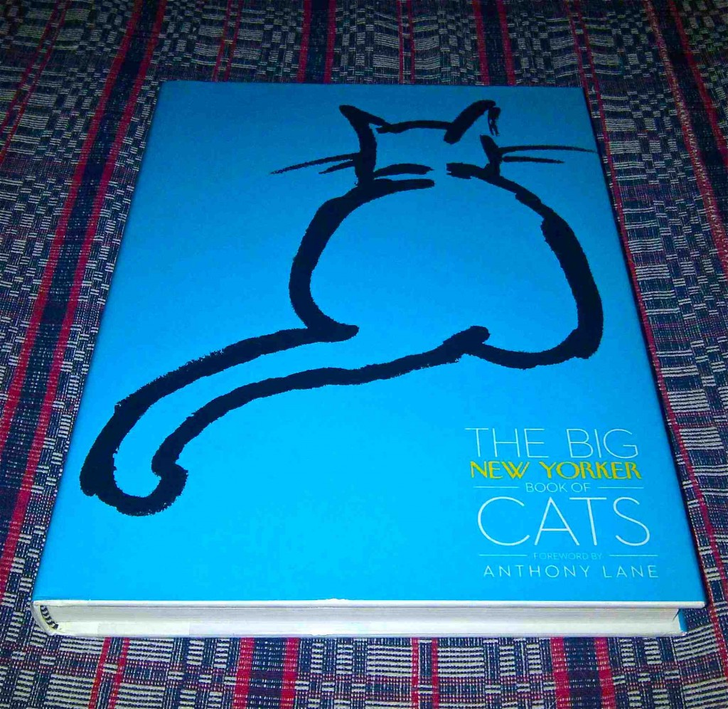 nybook of cats
