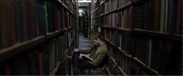 aaron reading
