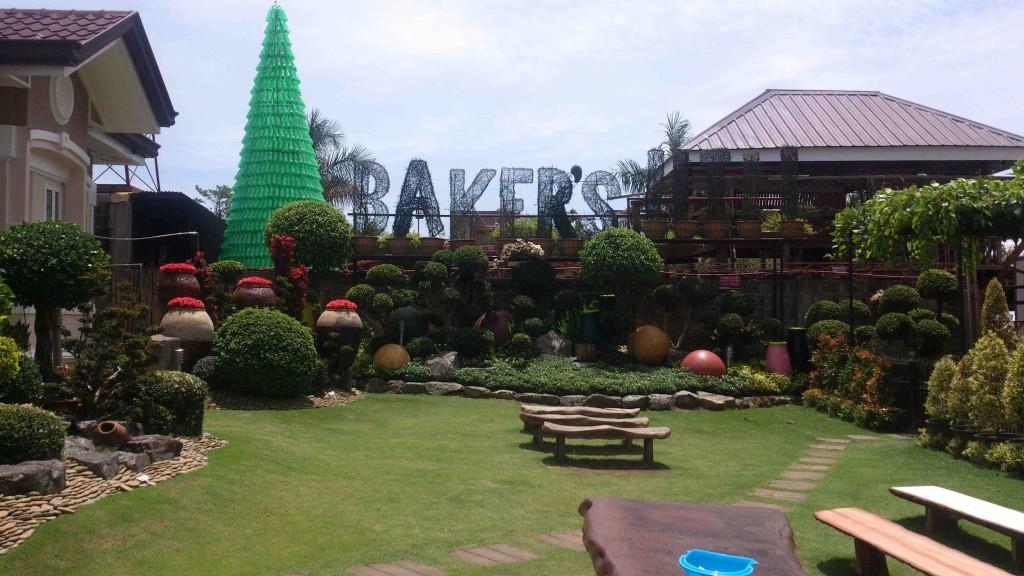 5. baker's hill