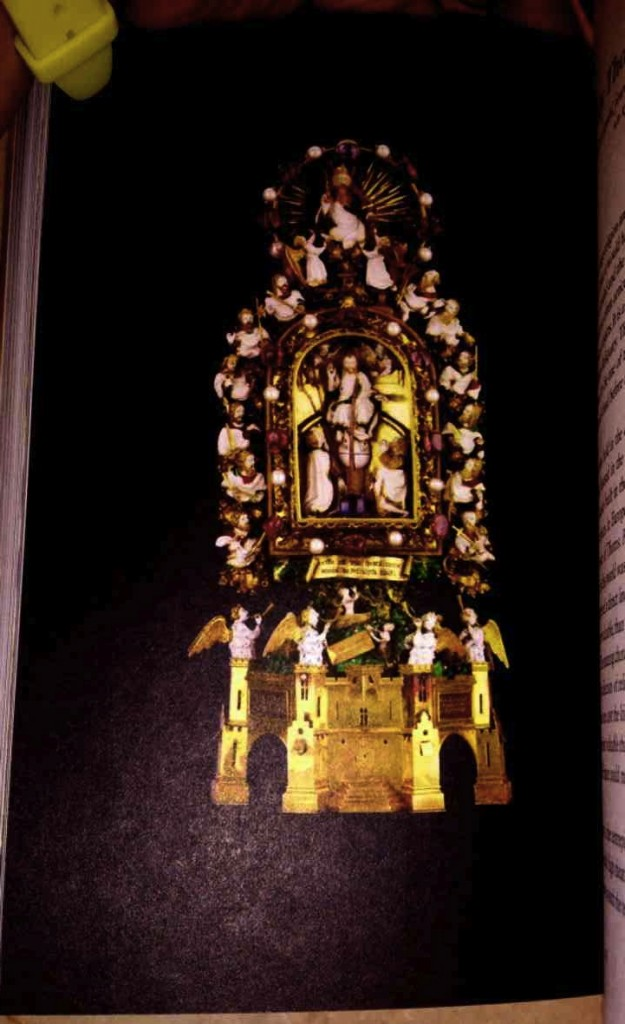 holy thorn reliquary