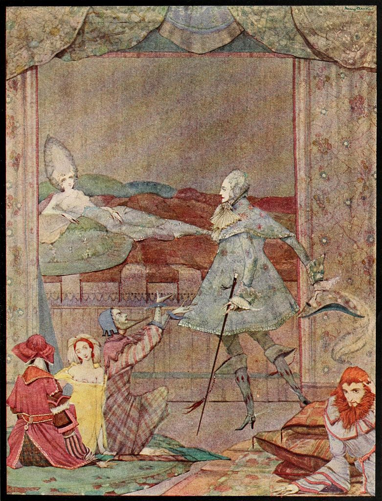 781px-Page_facing_56_illustration_from_Fairy_tales_of_Charles_Perrault_(Clarke,_1922)