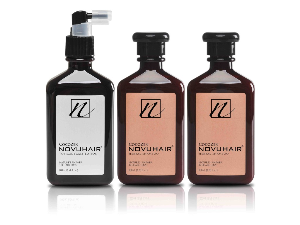 Novuhair 2-in-1 Plus 1