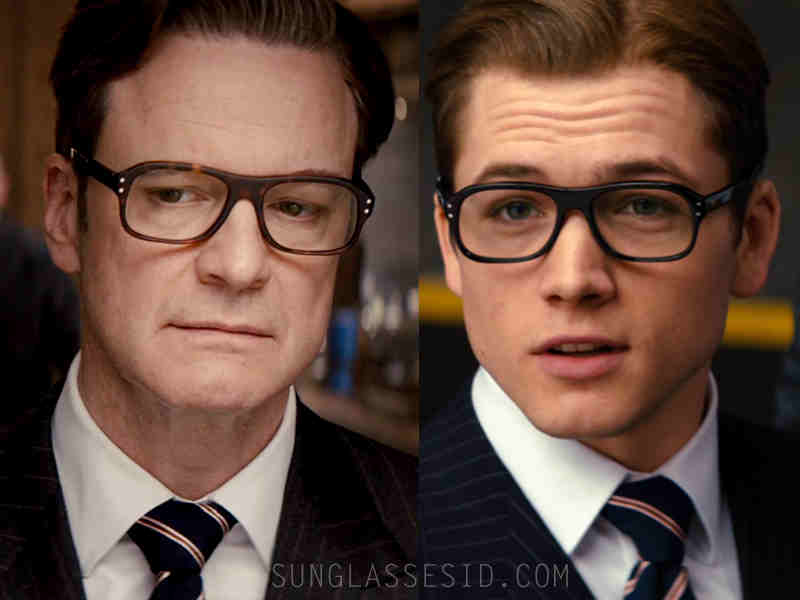 Eyeglass Frames From Kingsman : JessicarulestheUniverse Kingsman: Mr. Darcy goes berserk ...