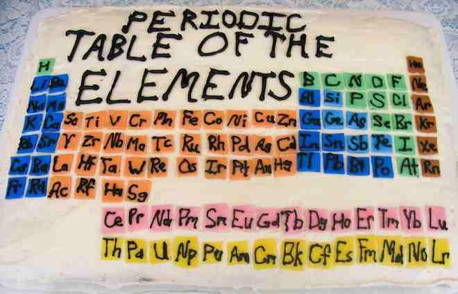 periodiccake