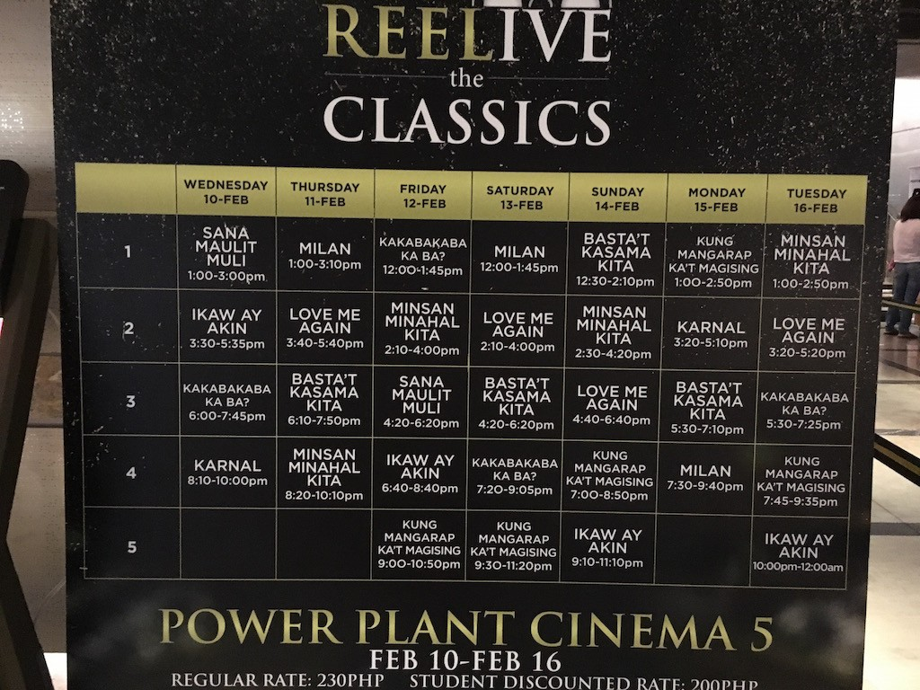 restored movies